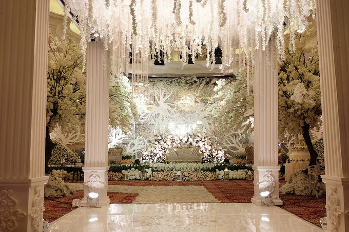 The Wedding of Ivan & Riri by The Swan Decoration - 007