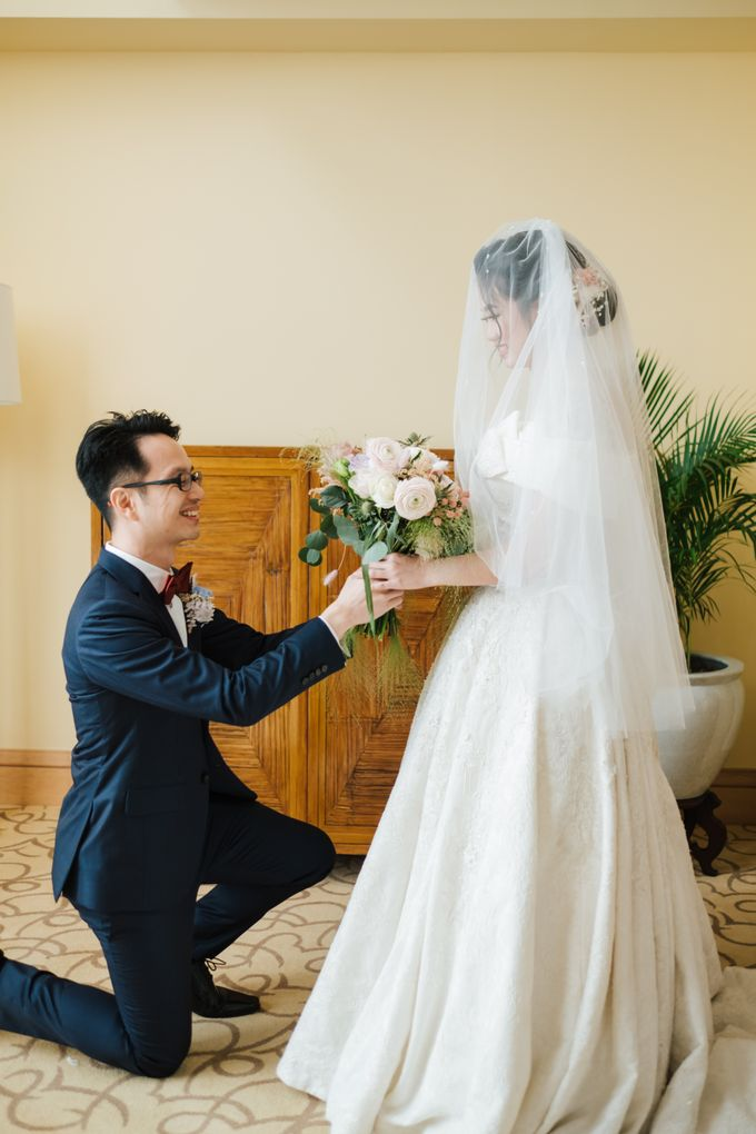 The Wedding of Gilbert & Natalia 190120 The Fullerton Hotel SG by AS2 Wedding Organizer - 016