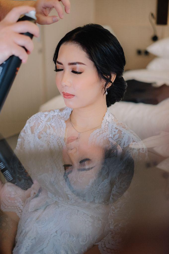 The Wedding Of Vicario & Anneke by Favor Brides - 014