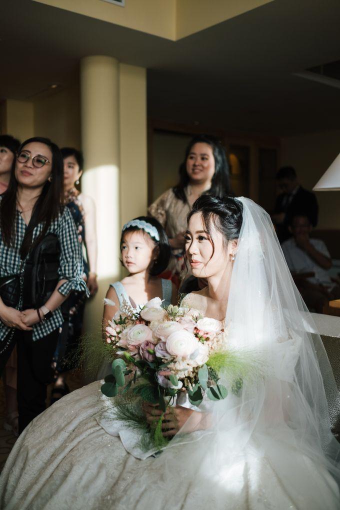The Wedding of Gilbert & Natalia 190120 The Fullerton Hotel SG by AS2 Wedding Organizer - 012