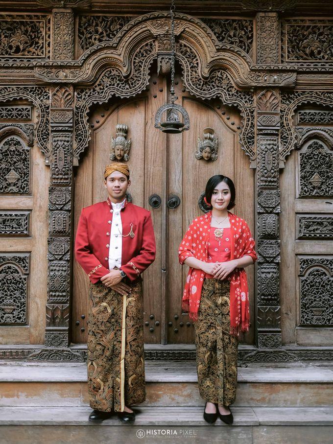 Prewedding DIKA & WULAN by Historia Pixel - 009