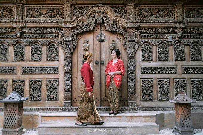 Prewedding DIKA & WULAN by Historia Pixel - 010