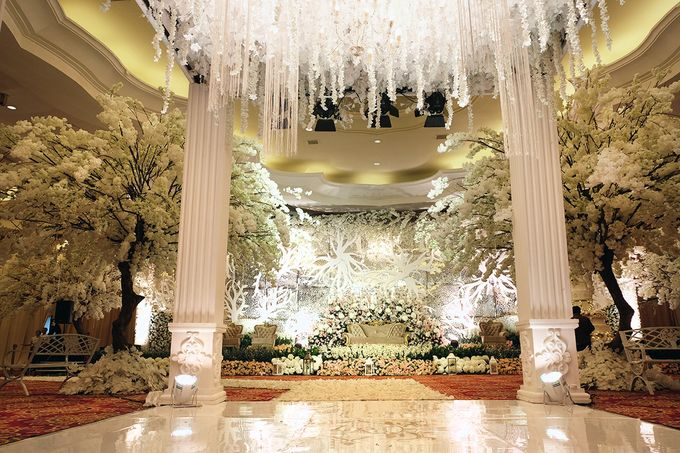 The Wedding of Ivan & Riri by The Swan Decoration - 015