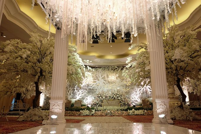The Wedding of Ivan & Riri by The Swan Decoration - 016