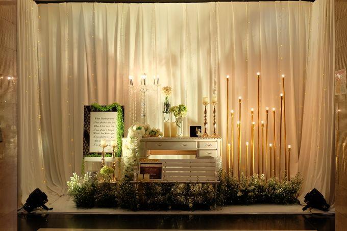 Wedding of Randy & Dewi by La'SEINE Function Hall - 001