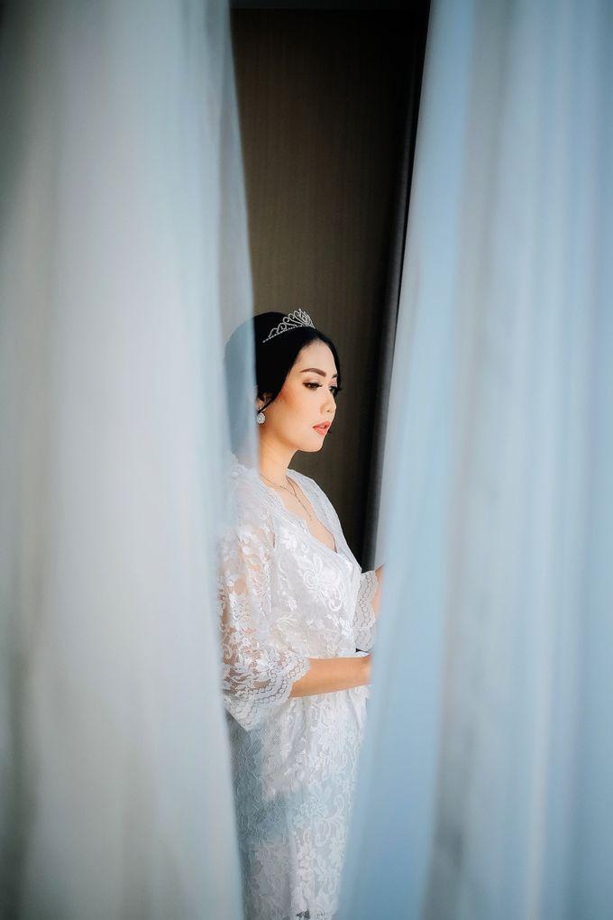 The Wedding Of Vicario & Anneke by Favor Brides - 007