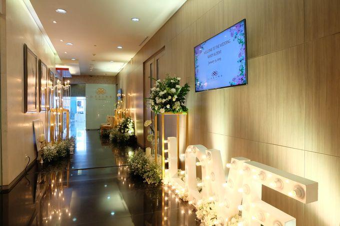 Wedding of Randy & Dewi by La'SEINE Function Hall - 002