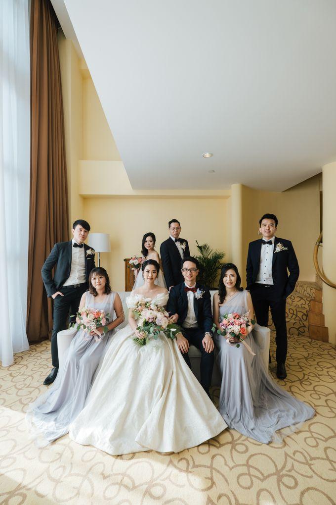 The Wedding of Gilbert & Natalia 190120 The Fullerton Hotel SG by AS2 Wedding Organizer - 013