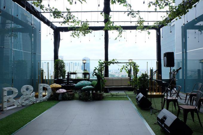 Wedding of Randy & Dewi by La'SEINE Function Hall - 003