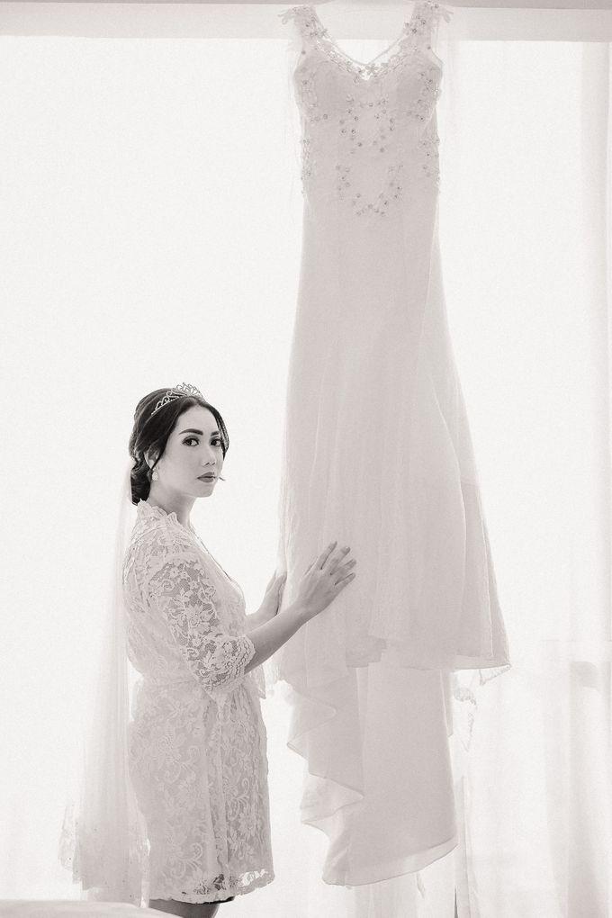 The Wedding Of Vicario & Anneke by Favor Brides - 021