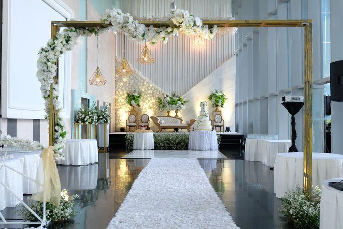 Wedding of Randy & Dewi by La'SEINE Function Hall - 004