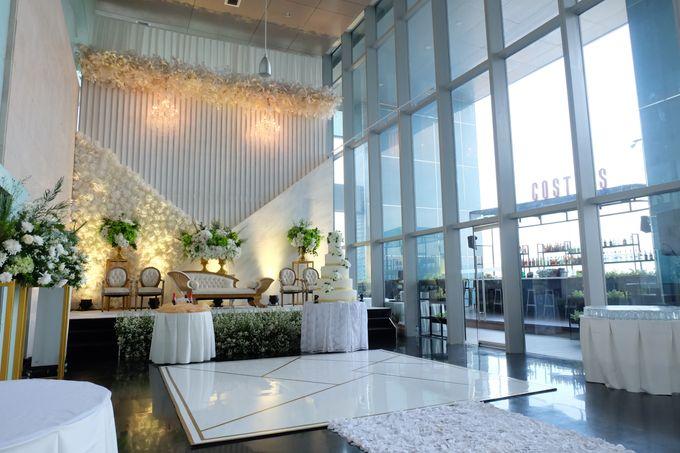 Wedding of Randy & Dewi by La'SEINE Function Hall - 005