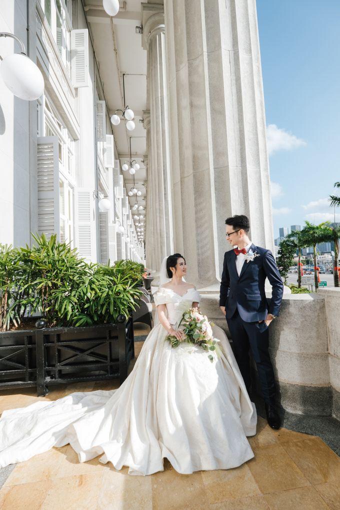 The Wedding of Gilbert & Natalia 190120 The Fullerton Hotel SG by AS2 Wedding Organizer - 018