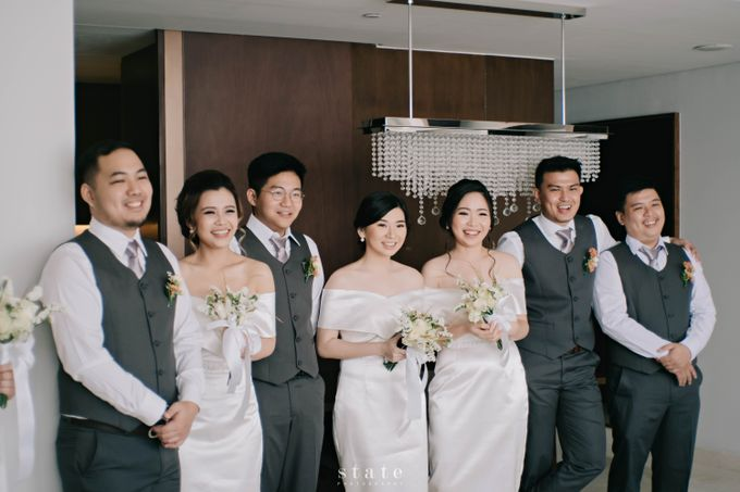 Wedding - Lizen & Devina Part 2 by State Photography - 006