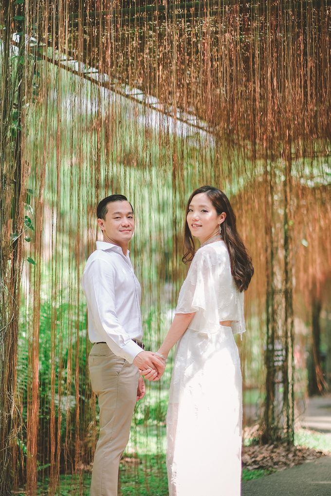 Narang & Ed Garden Post-wedding Shoot by Jen's Obscura (aka Jchan Photography) - 001
