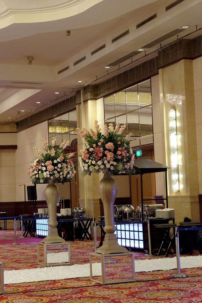 The Wedding of Ivan & Riri by The Swan Decoration - 026