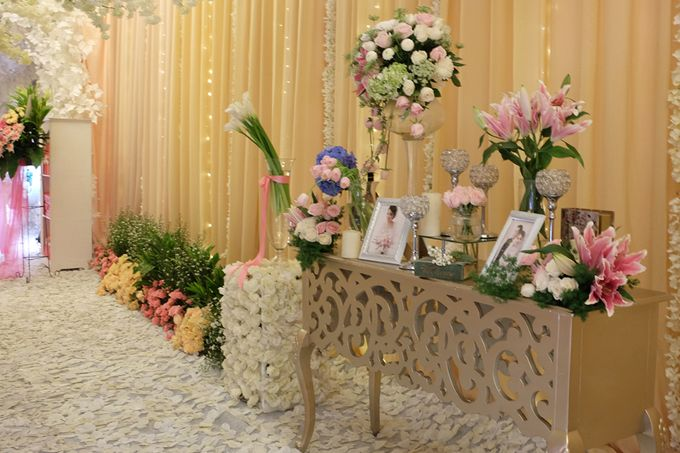 The Wedding of Ivan & Riri by The Swan Decoration - 028