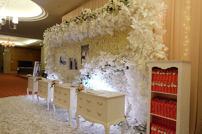 The Wedding of Ivan & Riri by The Swan Decoration - 029