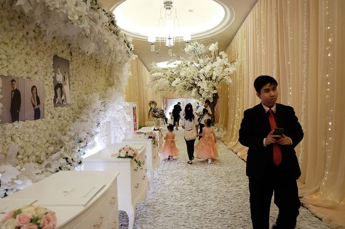 The Wedding of Ivan & Riri by The Swan Decoration - 031
