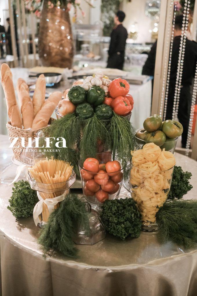 Raissa & Fainan - BCC - 20 July 2019 by Zulfa Catering - 002
