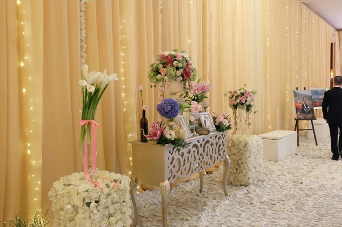 The Wedding of Ivan & Riri by The Swan Decoration - 033