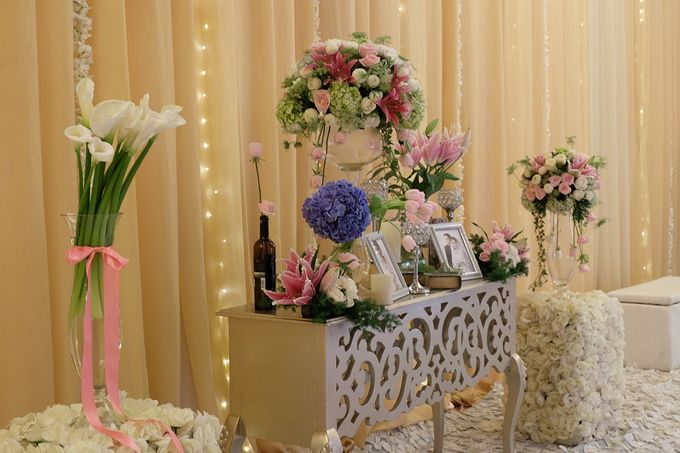 The Wedding of Ivan & Riri by The Swan Decoration - 034