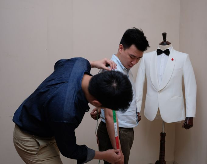 measurement session by Terra Tailor - 001