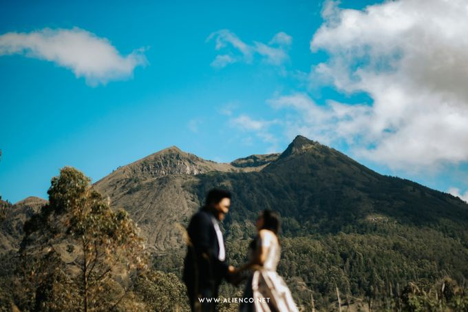 The Prewedding Of Andrew & Dinar by alienco photography - 023