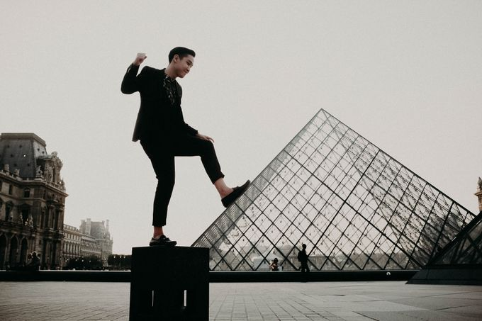 Paris prewedding shoot by Amelia Soo photography - 002