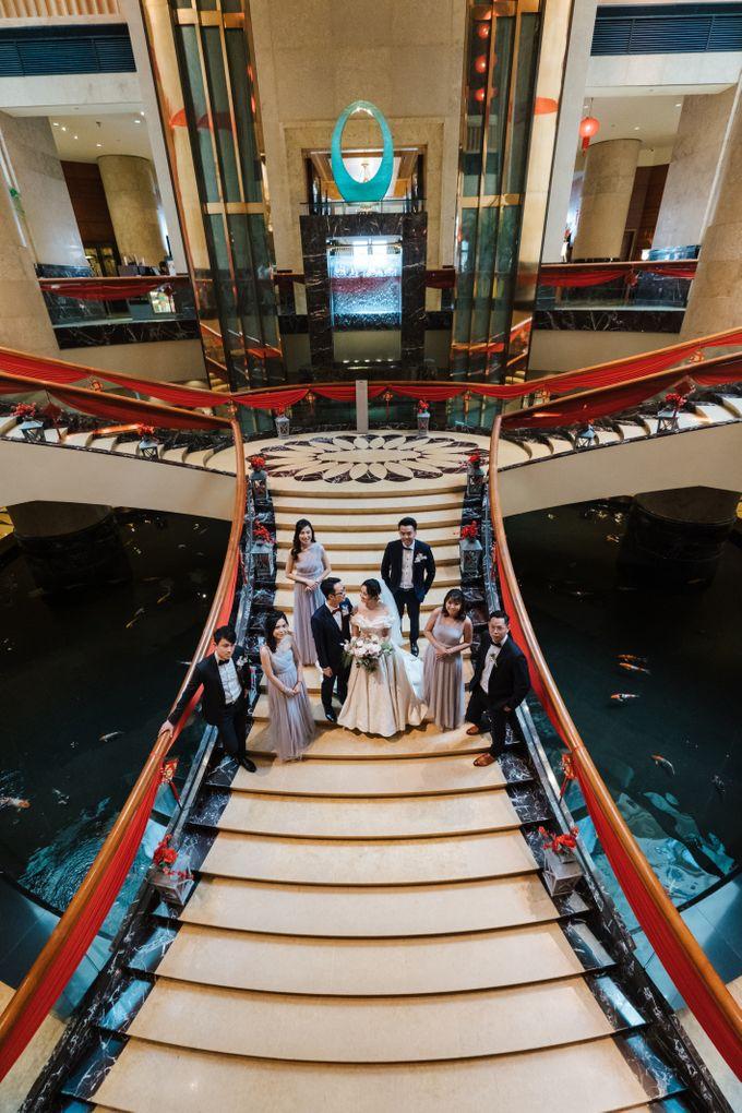 The Wedding of Gilbert & Natalia 190120 The Fullerton Hotel SG by AS2 Wedding Organizer - 020