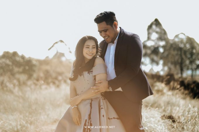 The Prewedding Of Andrew & Dinar by alienco photography - 026