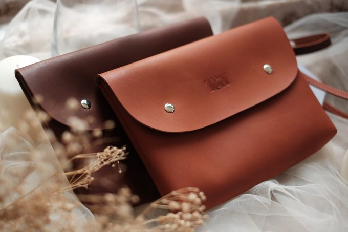 Pouch clutch by VAIA - 003