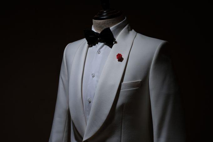 Dinner Jacket for the groom by Terra Tailor - 001