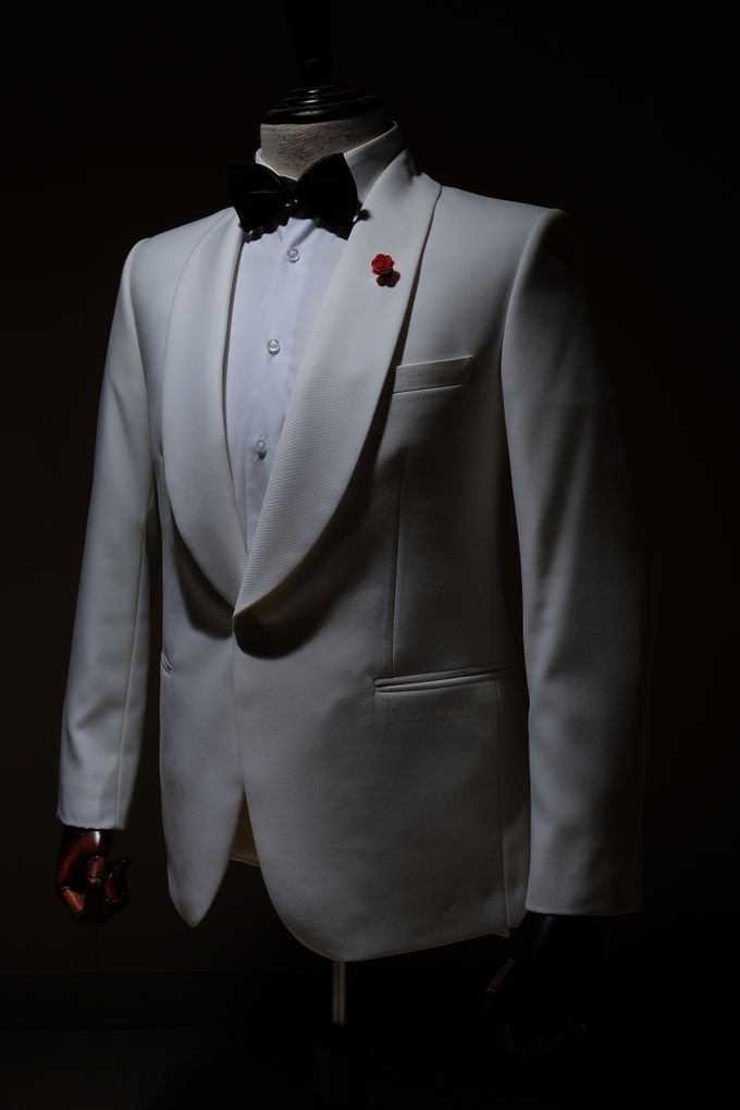 Dinner Jacket for the groom by Terra Tailor - 002