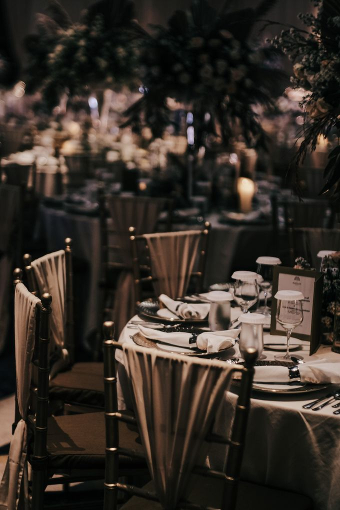 The Wedding of Timothy & Gracia by PRIVATE WEDDING ORGANIZER - 005