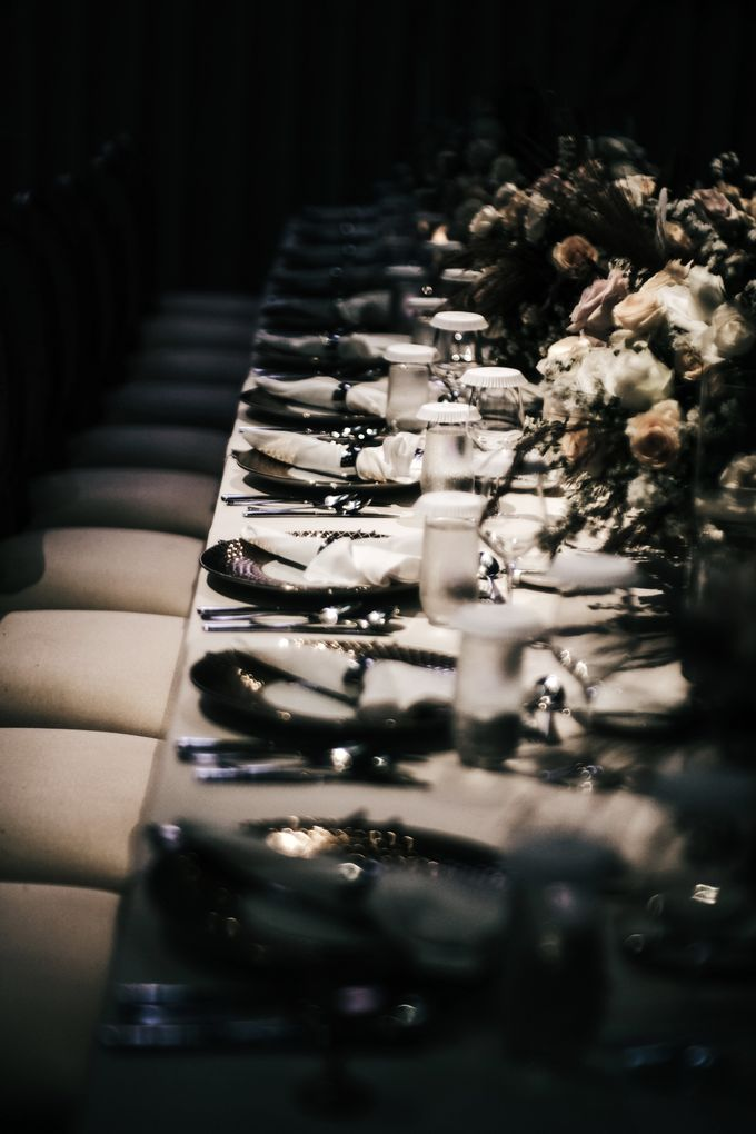 The Wedding of Timothy & Gracia by PRIVATE WEDDING ORGANIZER - 006