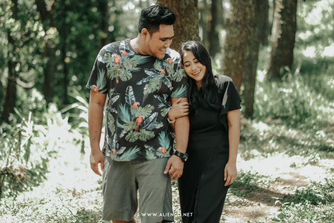 The Prewedding Of Andrew & Dinar by alienco photography - 028
