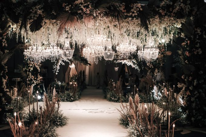 The Wedding of Timothy & Gracia by PRIVATE WEDDING ORGANIZER - 007
