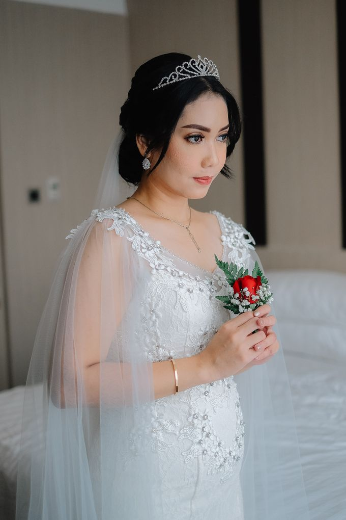 The Wedding Of Vicario & Anneke by Favor Brides - 013