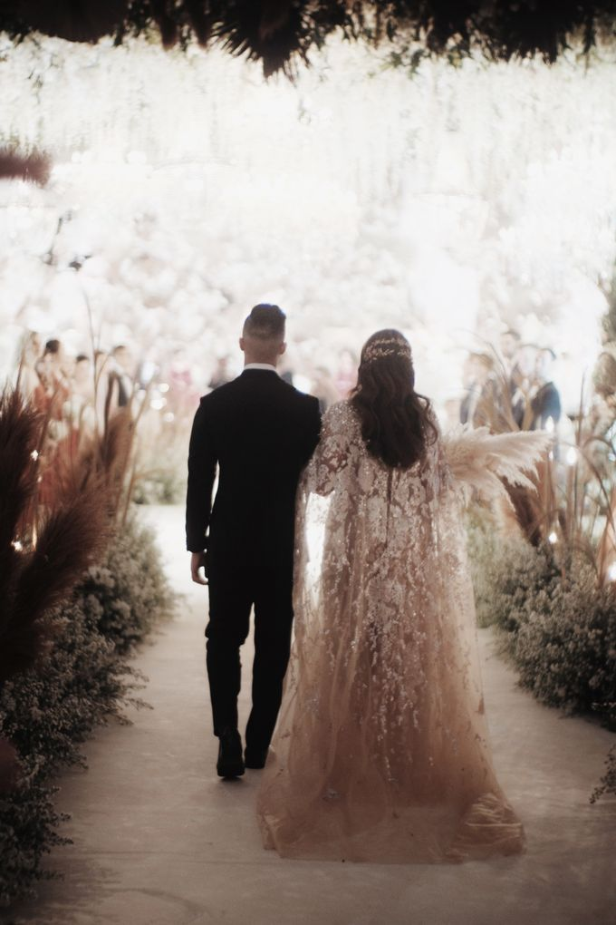 The Wedding of Timothy & Gracia by PRIVATE WEDDING ORGANIZER - 008