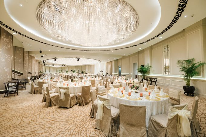The Wedding of Gilbert & Natalia 190120 The Fullerton Hotel SG by AS2 Wedding Organizer - 024