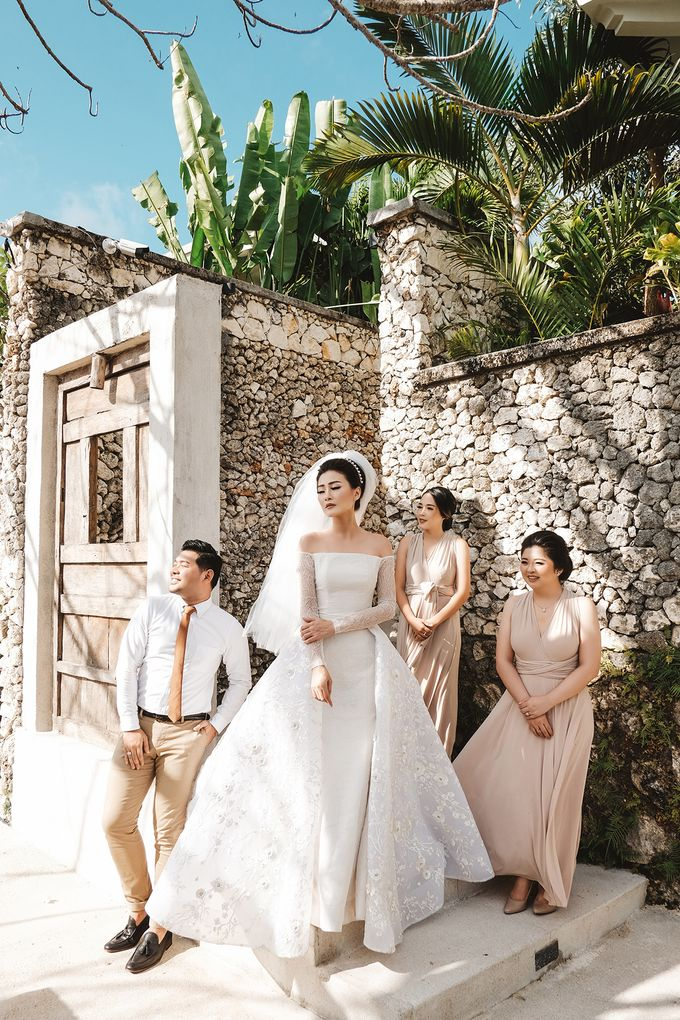 Erick & Stella Wedding by KAMAYA BALI - 007