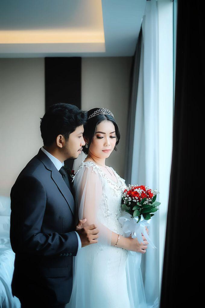 The Wedding Of Vicario & Anneke by Favor Brides - 006