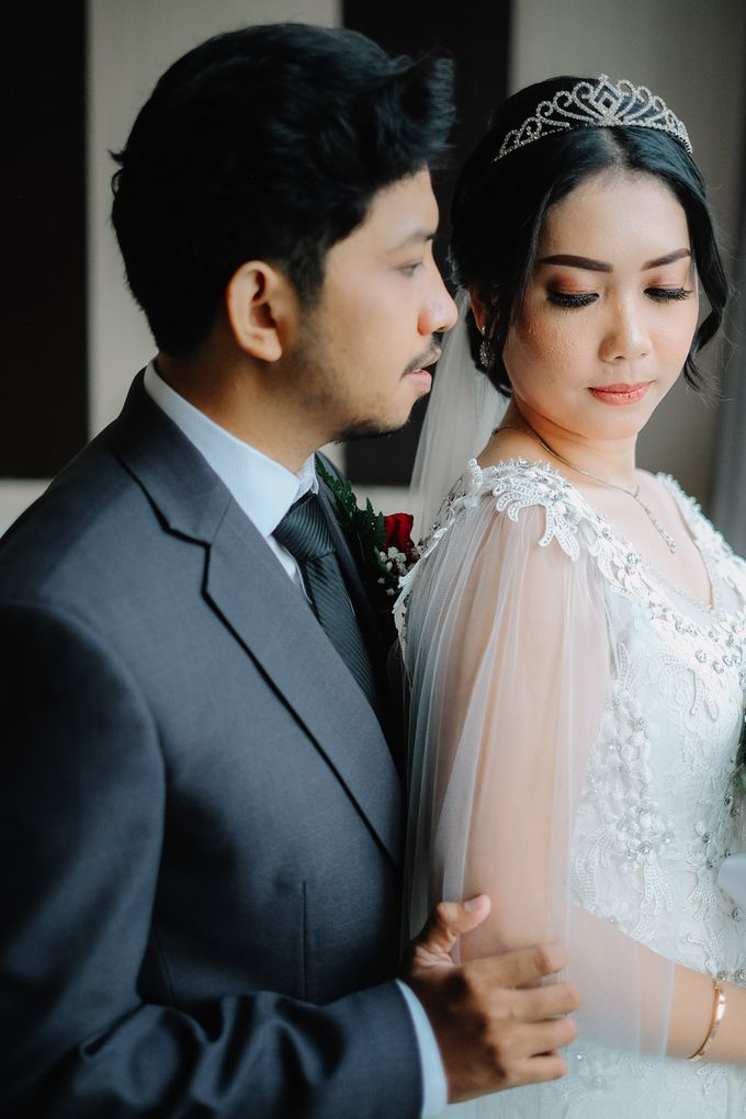The Wedding Of Vicario & Anneke by Favor Brides - 018
