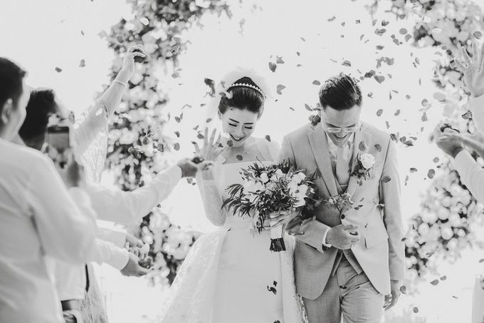 Erick & Stella Wedding by KAMAYA BALI - 019