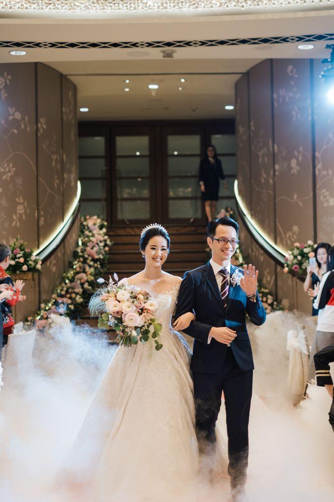 The Wedding of Gilbert & Natalia 190120 The Fullerton Hotel SG by AS2 Wedding Organizer - 002