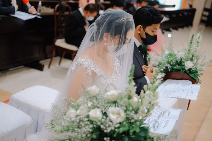 The Wedding Of Vicario & Anneke by Favor Brides - 020