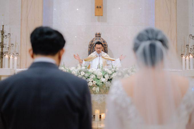 The Wedding Of Vicario & Anneke by Favor Brides - 019