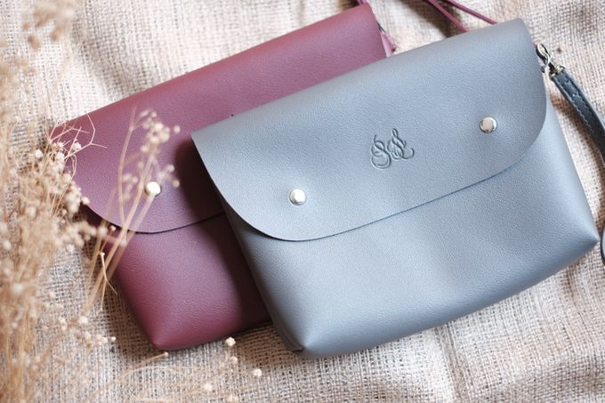 Pouch clutch by VAIA - 002