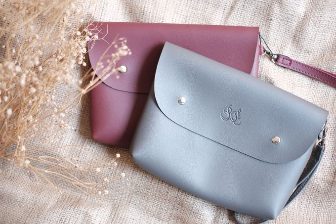 Pouch clutch by VAIA - 004